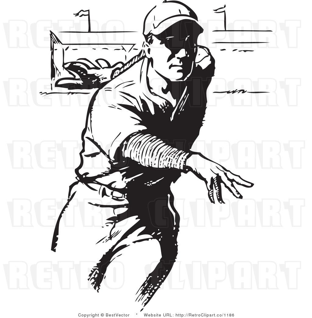 Baseball Player Art Baseball Player Black And