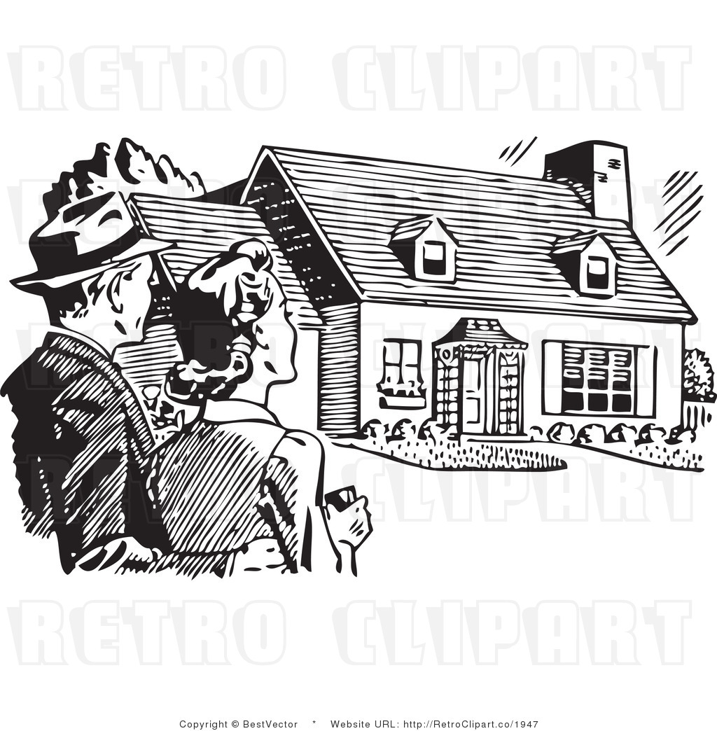 house hunting clipart - photo #12