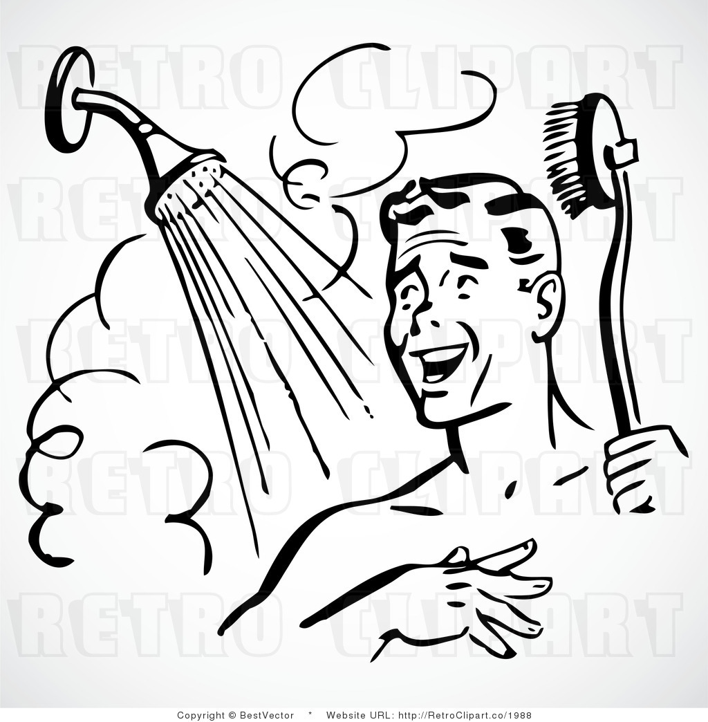 Top Showering Clip Art Black and White 1024 x 1044 · 181 kB · jpeg