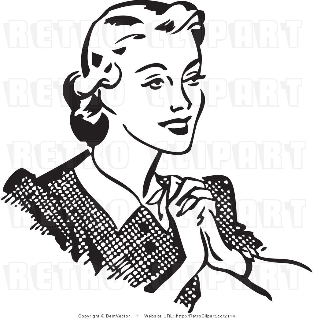 Happy Woman Clipart