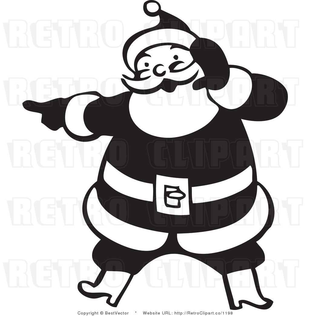 Free Santa Clipart For Mac