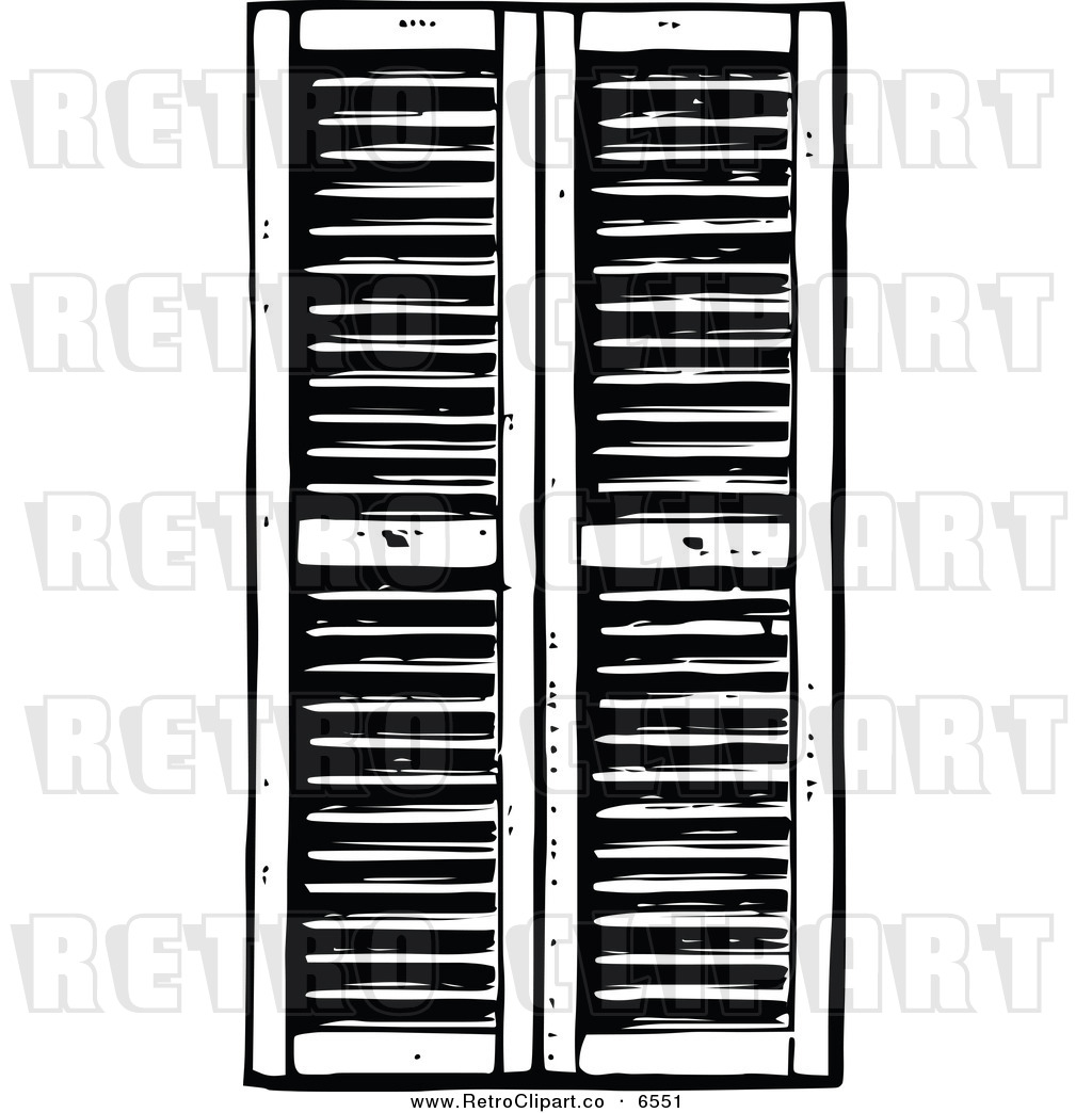 clipart house shutters - photo #6