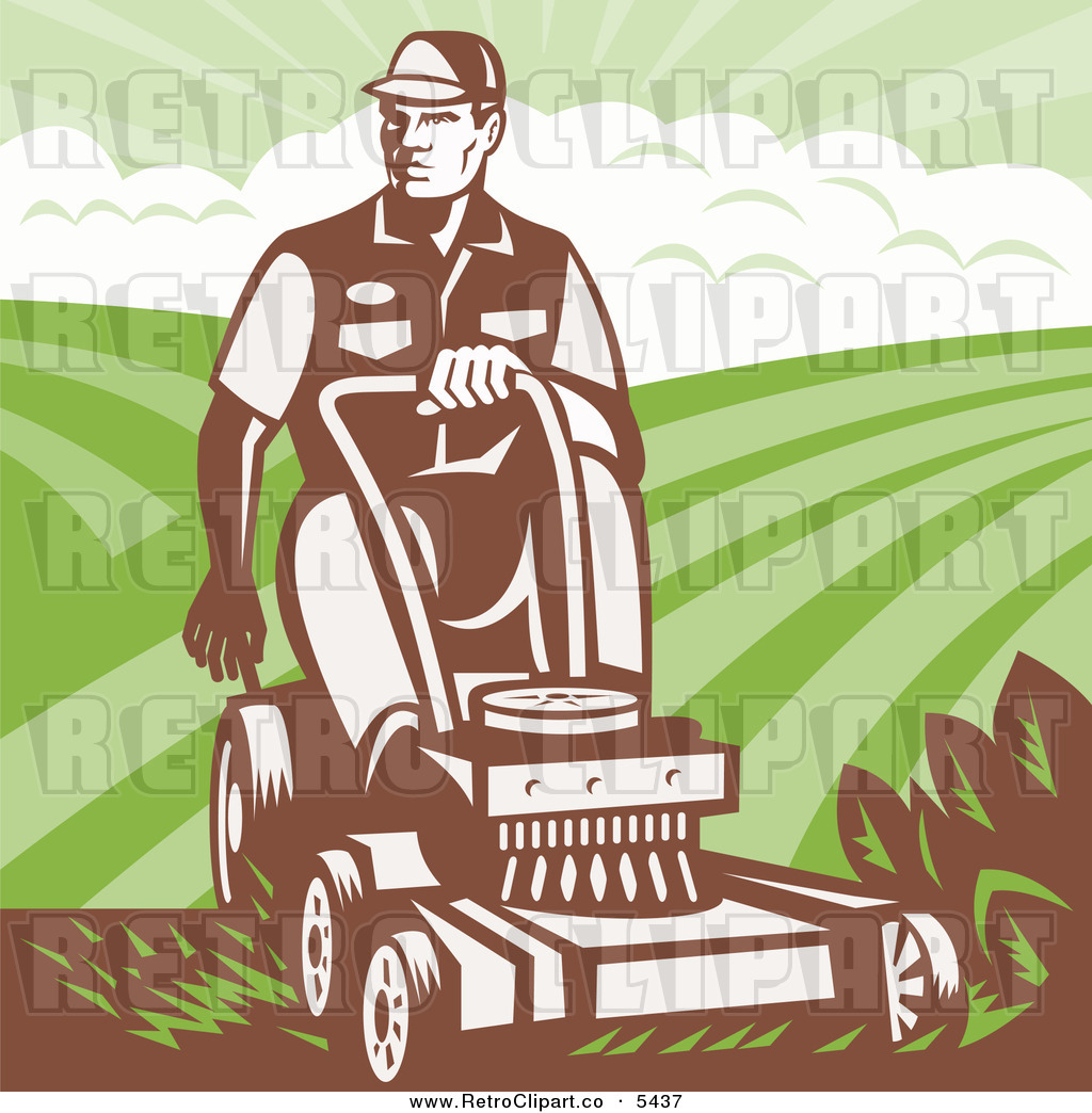 Lawn Mower Clip Art Pictures Vector Clipart Royalty Free Images ...