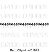 Vector Clip Art of Border 11 by Prawny Vintage