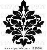 Vector Clip Art of Retro Arabesque Damask Design 10 by Vector Tradition SM