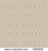 Vector Clip Art of Retro Background of Cardboard Texture by KJ Pargeter