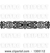 Vector Clip Art of Retro Ornate Border 3 by Vector Tradition SM