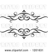 Vector Clip Art of Retro Ornate Frame by Vector Tradition SM
