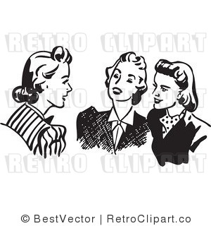 retro clipart   royalty free