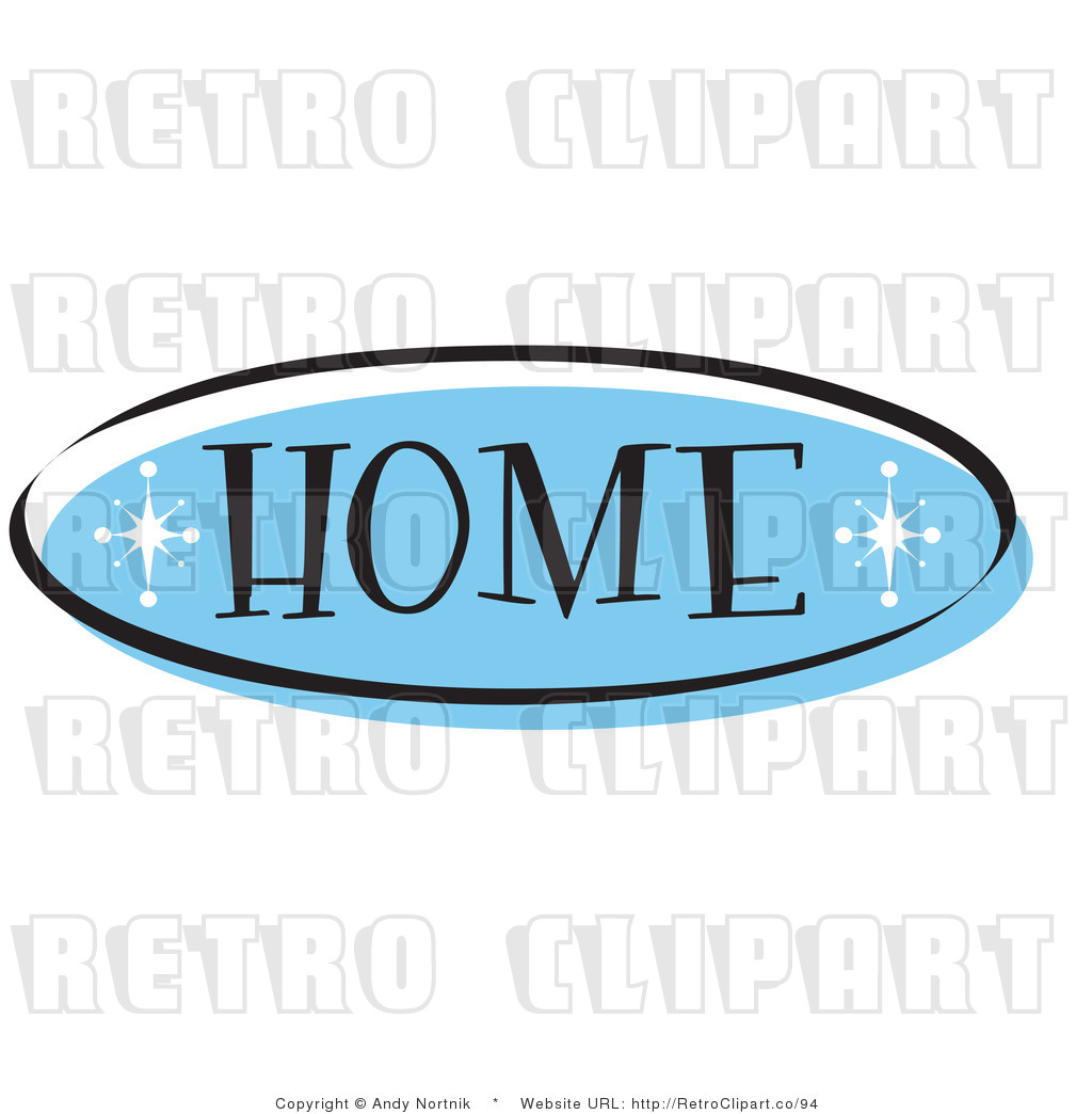 royalty free retro vector clip art of a blue home website button by rh retroclipart co best free clip art websites free clip art website